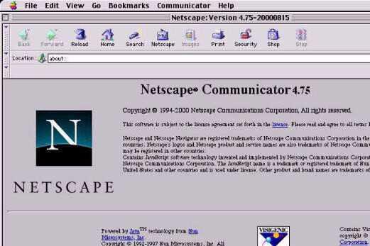 L'accord sur le Brexit promet l'utilisation de logiciels modernes et cite Netscape Navigator 4.0 à titre d'exemple
