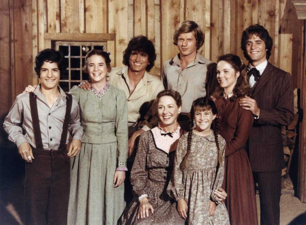 Le casting de la saison 7 de 'Little House on the Prairie'