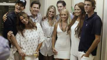 Whitney Sudler-Smith, Landon Clements, Thomas Ravenel, Craig Conover, Jennifer Snowden, Kathryn Dennis Calhoun, William Shepard Rose III