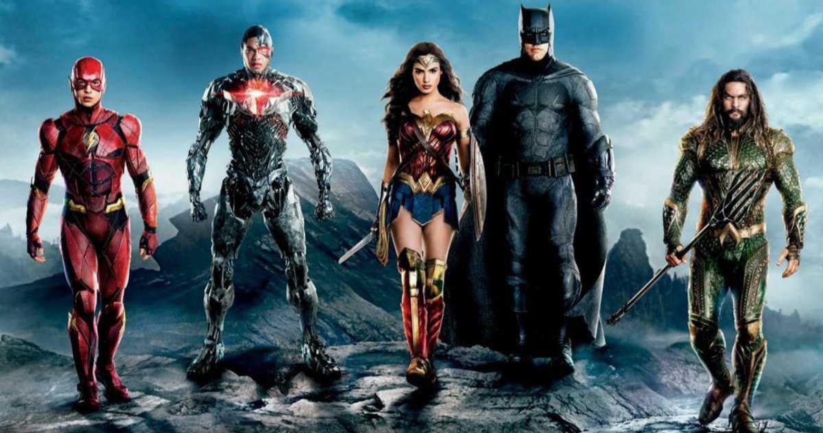 L'annonce De Justice League Hbo Max Arrivera Une Fois Que