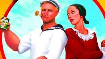 Le Blu Ray Extra 40e Anniversaire De Popeye Se Cache Derrière