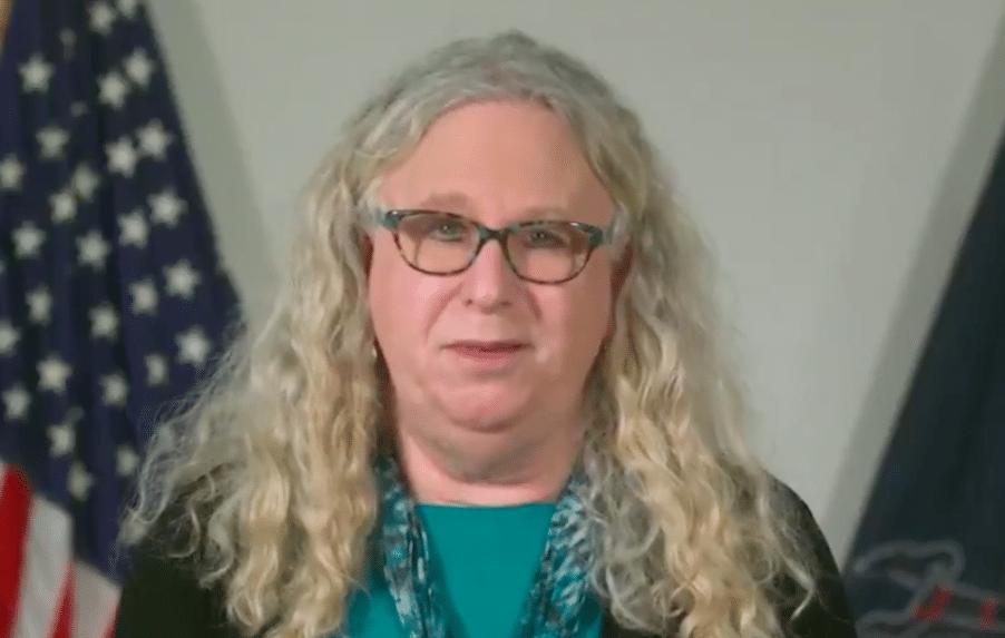 Le Dr Rachel Levine A Envoyé Une Vague De Soutien
