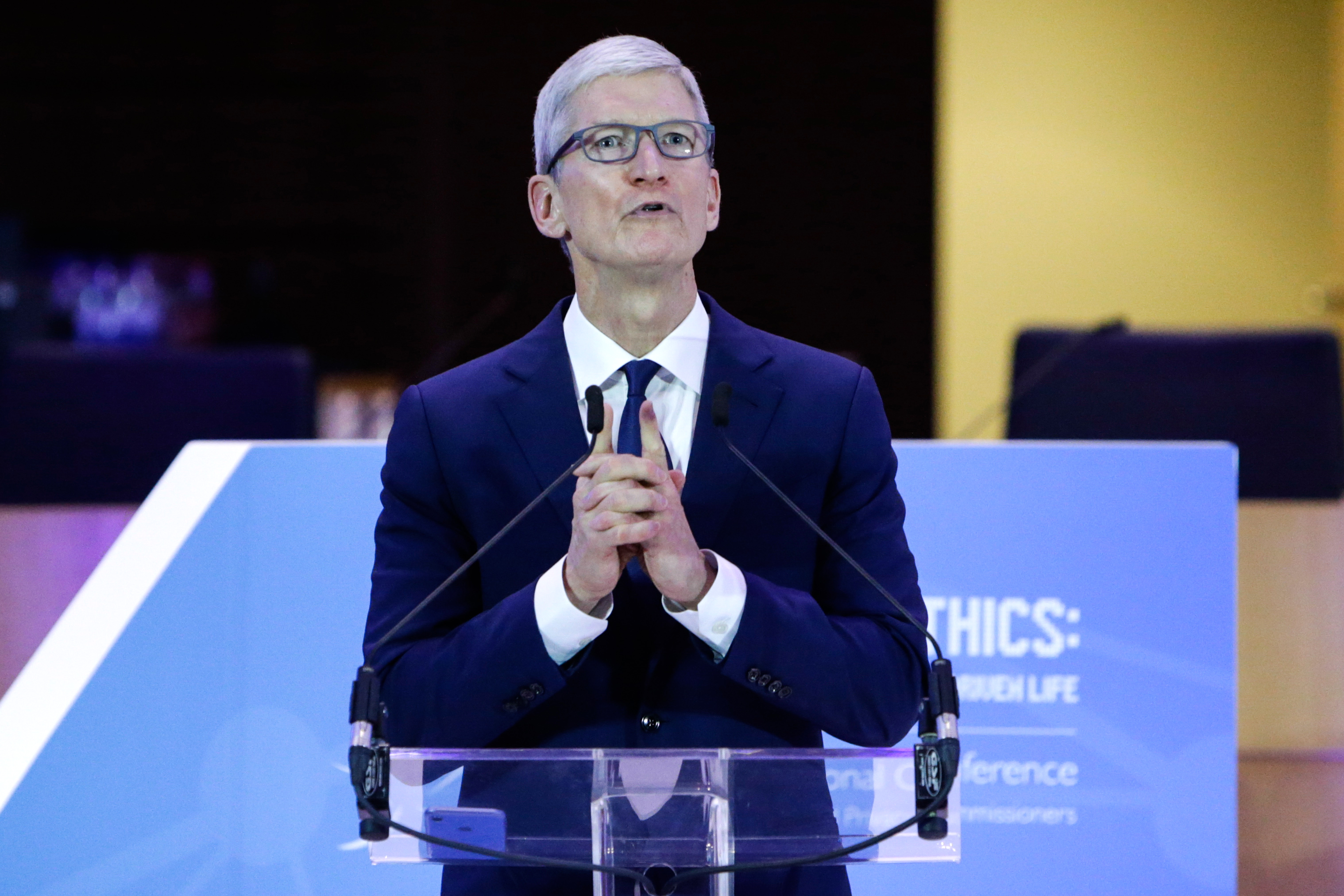 Tim Cook est devenu gay en 2014.