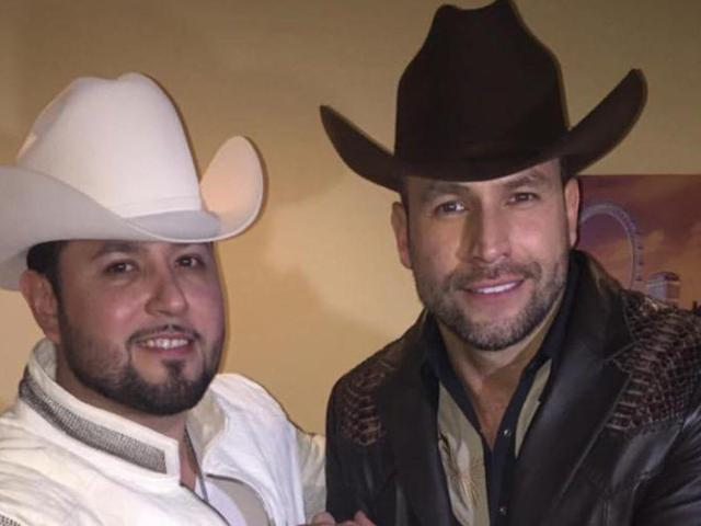 Rafael Amaya et son ami Roberto Tapia (Photo: Instagram)