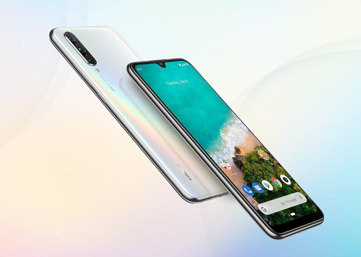 Xiaomi Mi A3 blanc