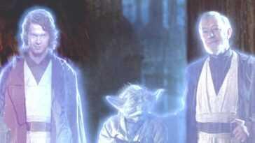 Le Dernier Réalisateur Jedi Envisagé, Y Compris Force Ghost D'anakin