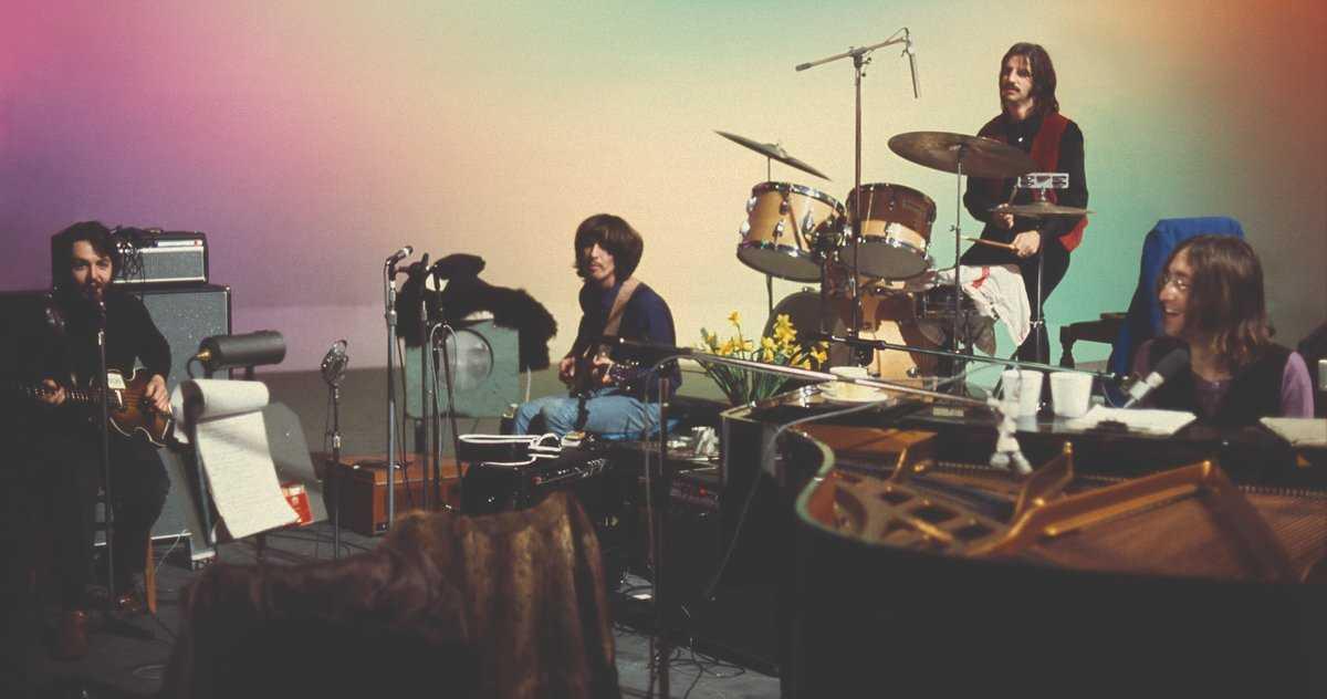 Le Documentaire The Beatles: Get Back De Peter Jackson A