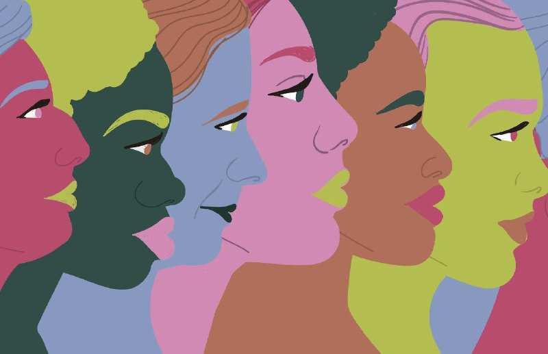 Le Féminisme N'est Pas à La Mode, Mais Savoir S'imposer