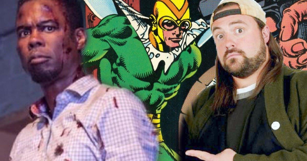 Le Film Fly Comic Book Avec Chris Rock A Déjà