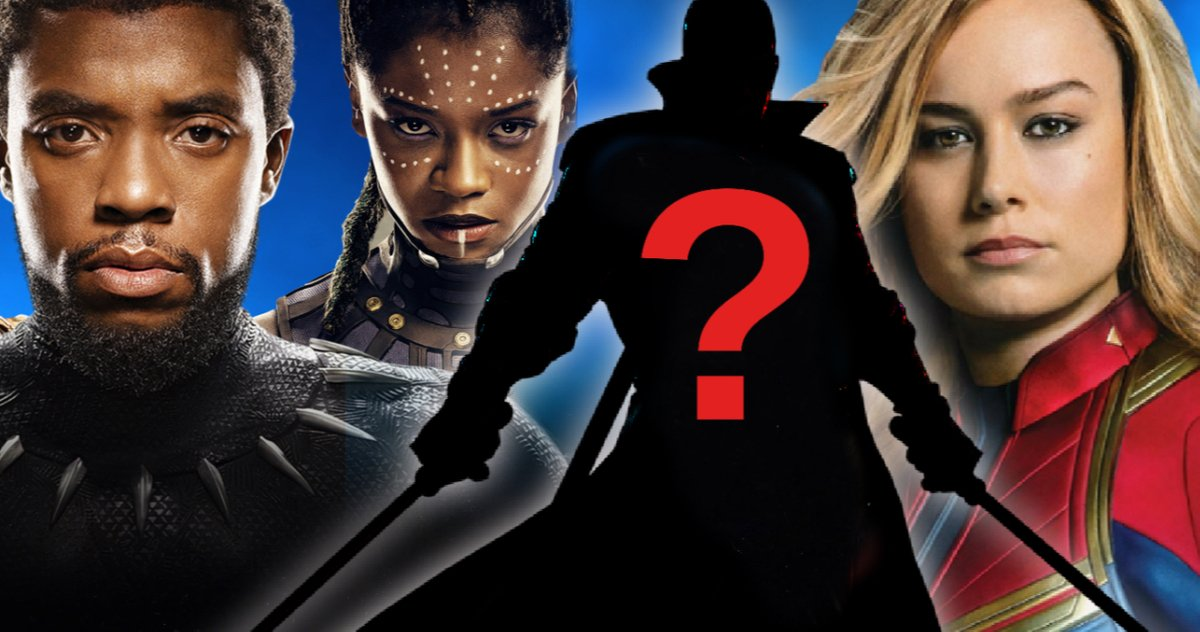 Le Film Mystery Marvel Arrive En 2022 Entre Black Panther