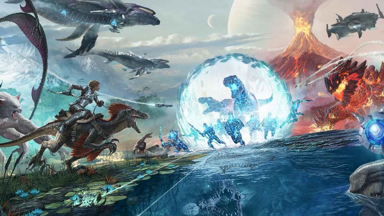 Le Jeu Ark 2 Sera Une Exclusivité Xbox, Aura Vin