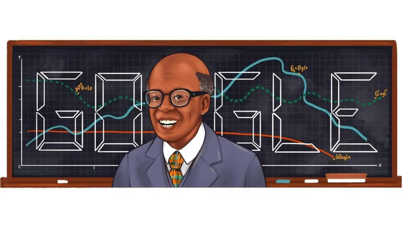 Le lauréat du prix Nobel Sir W Arthur Lewis a célébré le doodle Google d'aujourd'hui