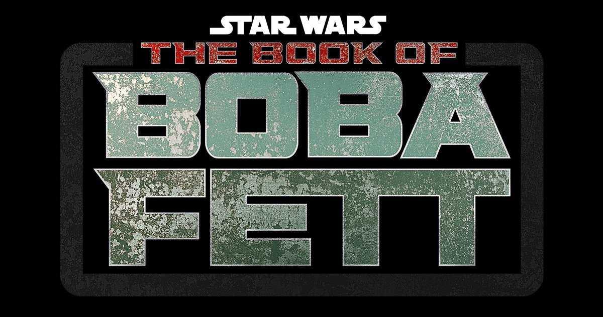 Le Logo Du Livre De Boba Fett Et Les Détails