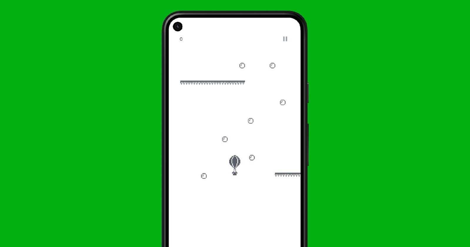 Nouveau jeu sur Google Play Store