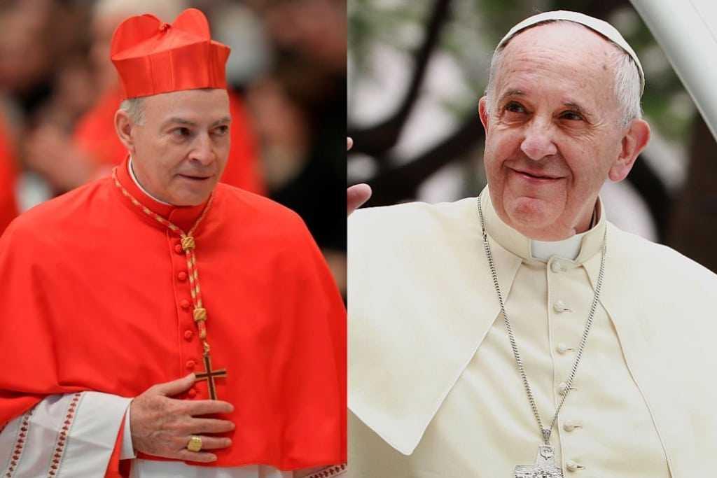 Le Pape François A Le Droit De Soutenir Les Unions