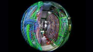 Le Plus Grand écraseur D'atomes Au Monde Pourrait Semer Des