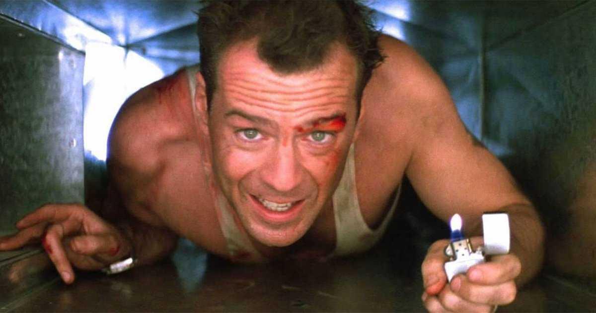 Le Réalisateur Die Hard Explique Comment Bruce Willis Action Classic
