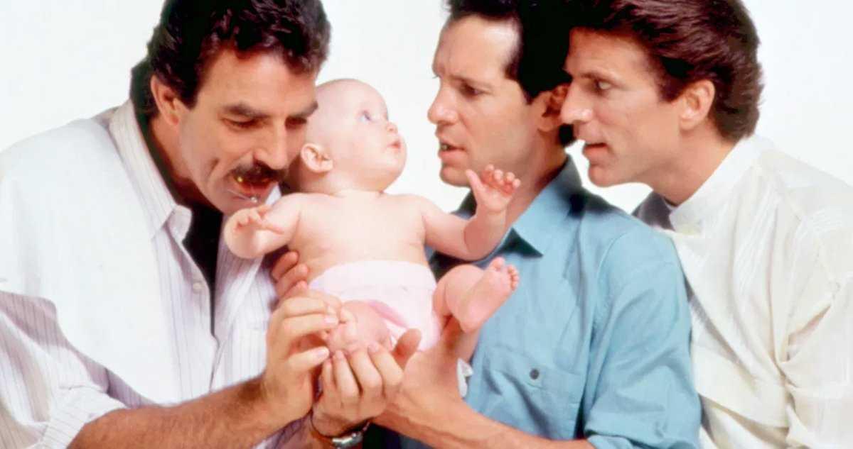 Le Remake Des Trois Hommes Et Un Bébé De Zac