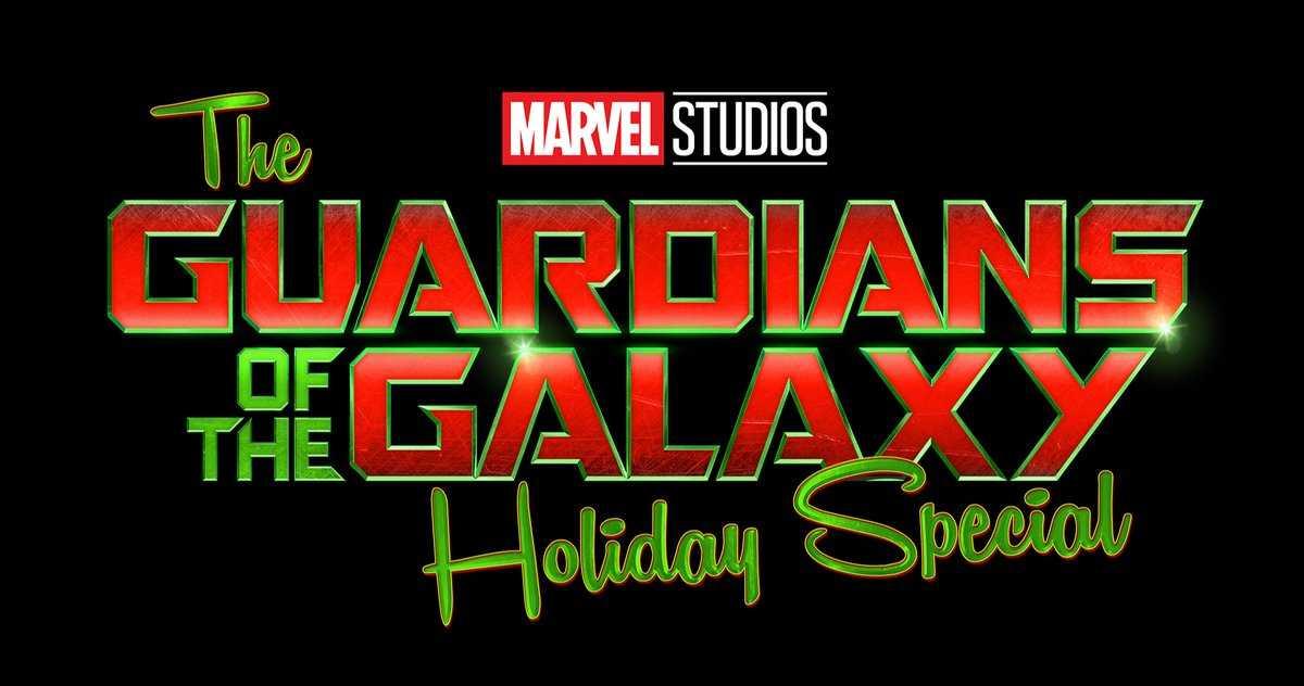 Le Spécial De Noël Des Gardiens De La Galaxie Arrive
