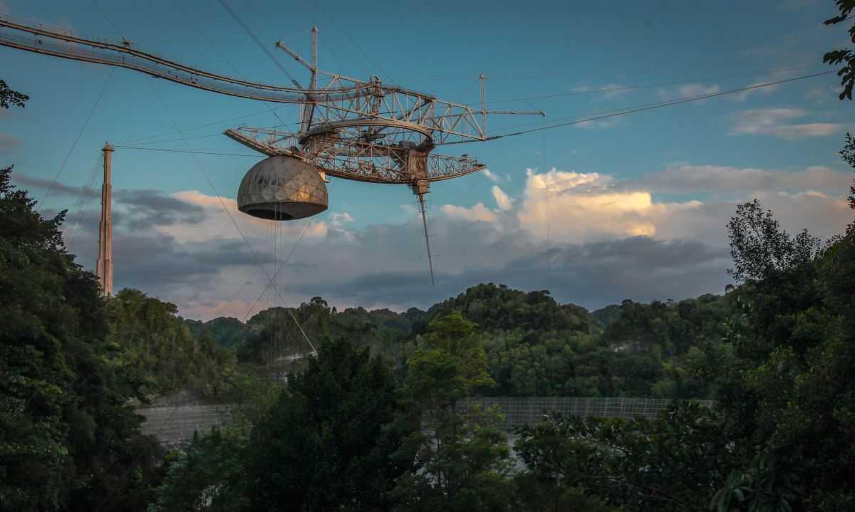 Le Télescope Arecibo Cassé S'effondre, Mettant Fin à Une ère