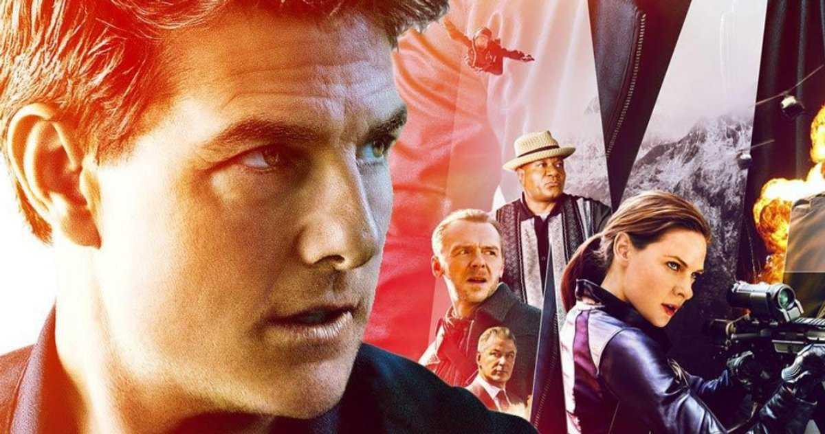 L'équipage De Mission: Impossible 7 Part Tôt En Vacances Après