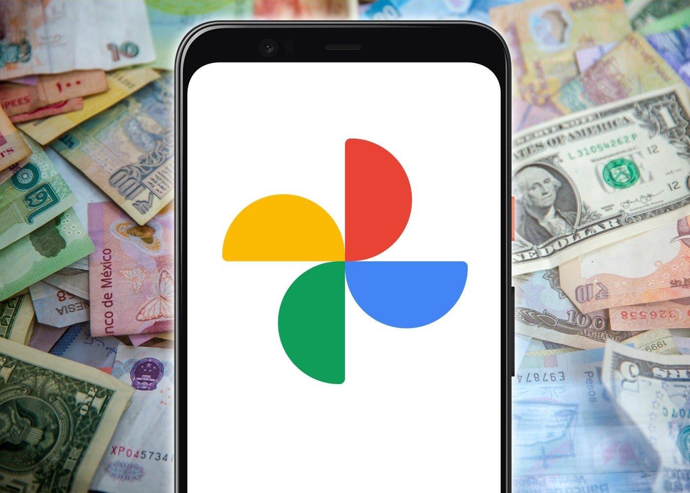 Google Photos inclura des fonctionnalités payantes