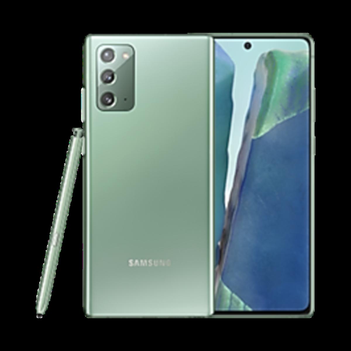 Galaxy Note20 vert
