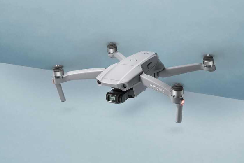 Les États-Unis bloquent DJI: le fabricant de drones ajouté à la `` liste des entités '' pour ses relations avec le gouvernement chinois