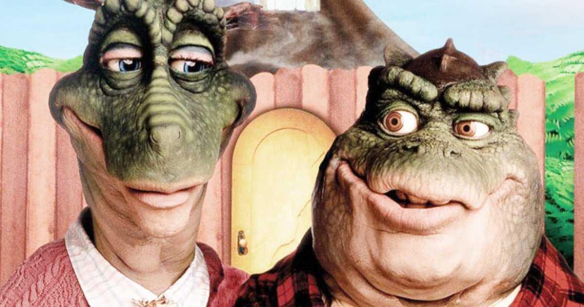 Les Dinosaures De Jim Henson Sont Diffusés Sur Disney +