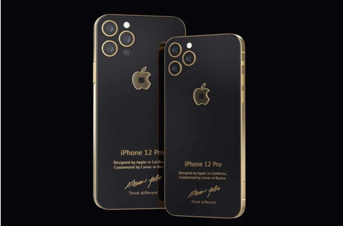 Caviar iPhone 12