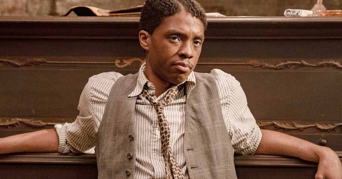 Les Fans De Chadwick Boseman Veulent Qu'il Remporte Un Oscar