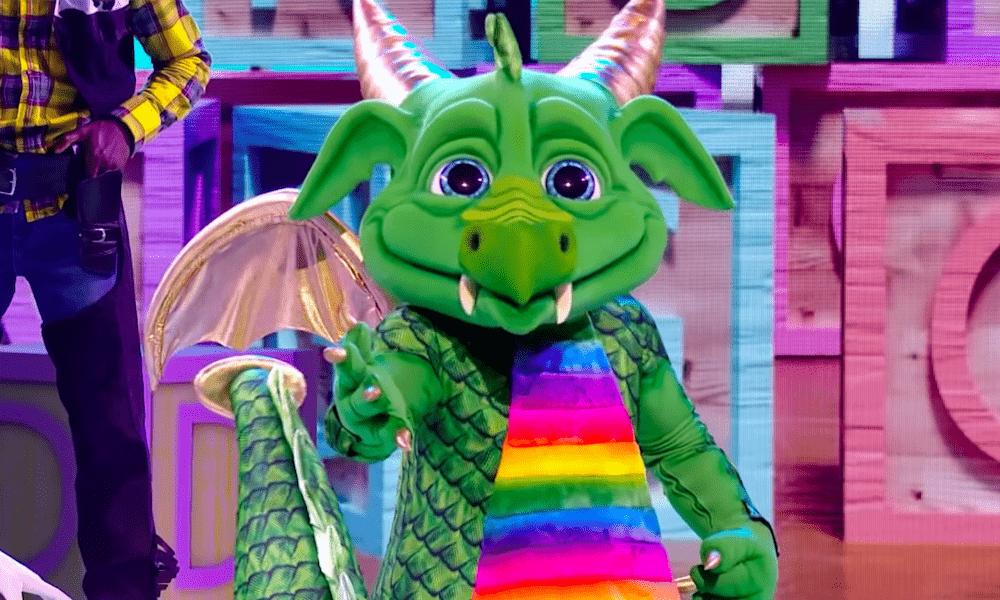 Les Fans De Masked Singer Pensent Que Dragon Est Un