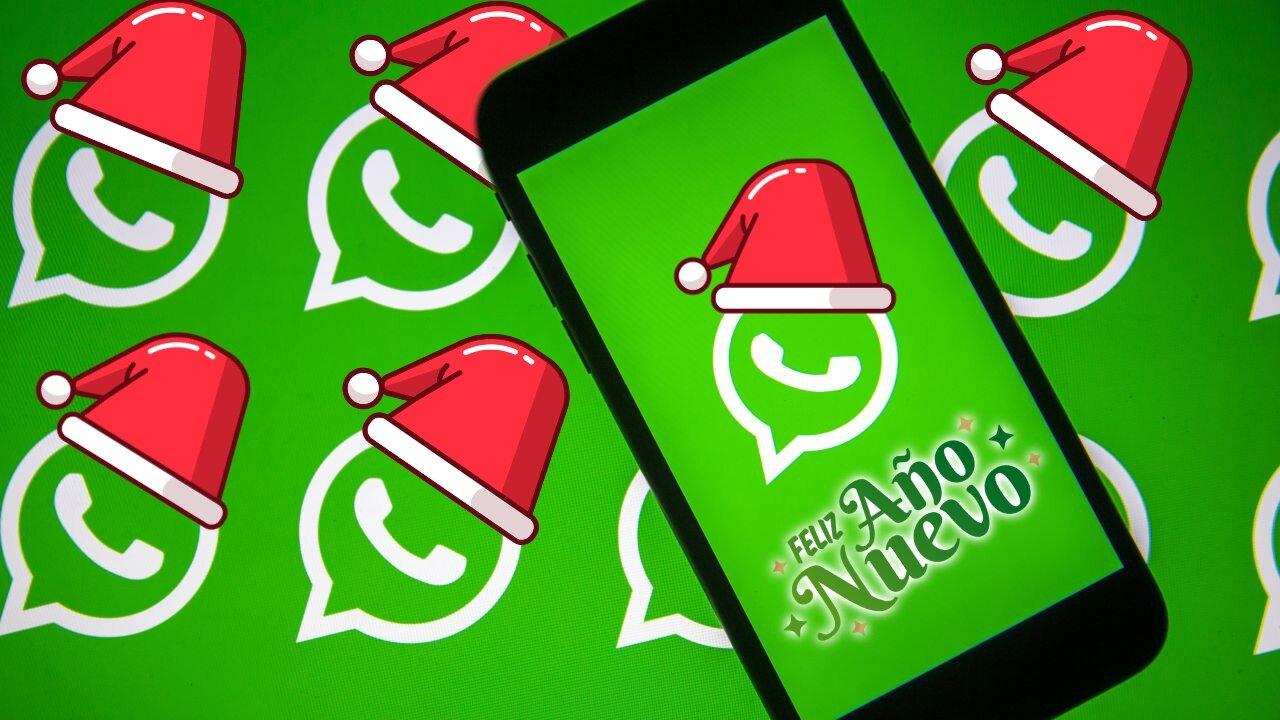 Noël WhatsApp