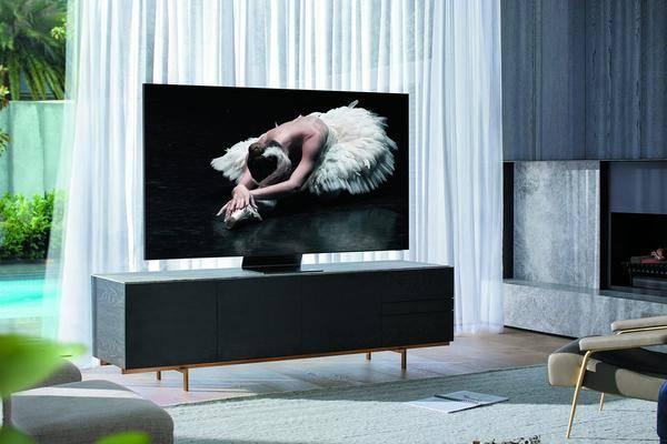 Les Nouveaux Téléviseurs Samsung Peuvent Adapter Le Hdr à La