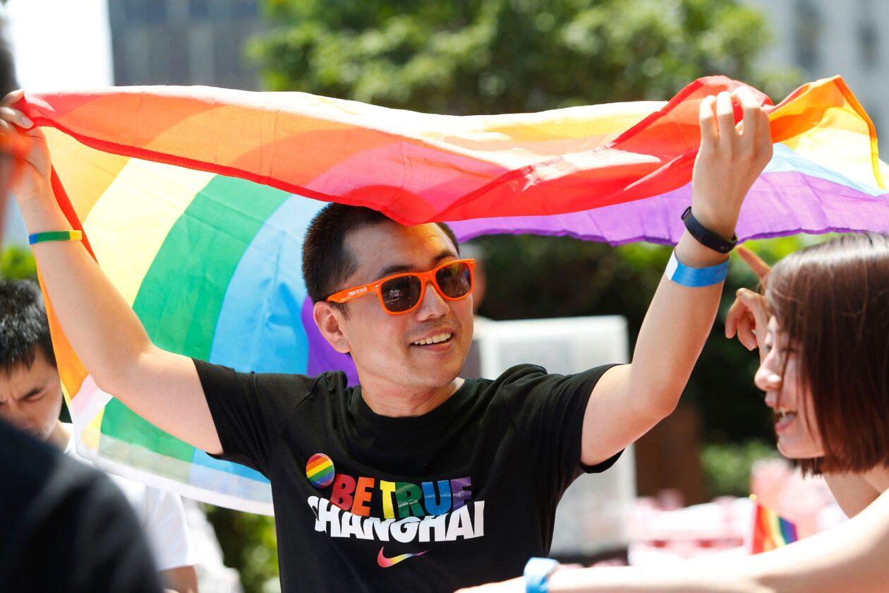 Les Personnes Transgenres En Chine Sont Obligées D'acheter Des Hormones