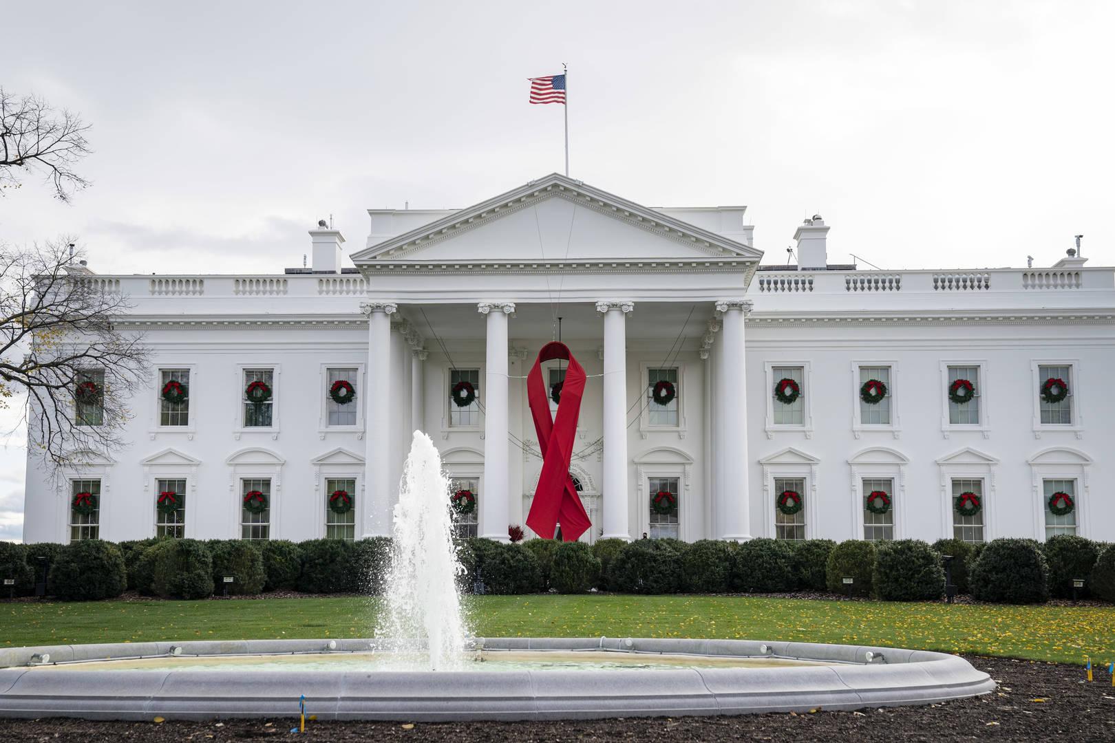 Maison Blanche, Vaccin