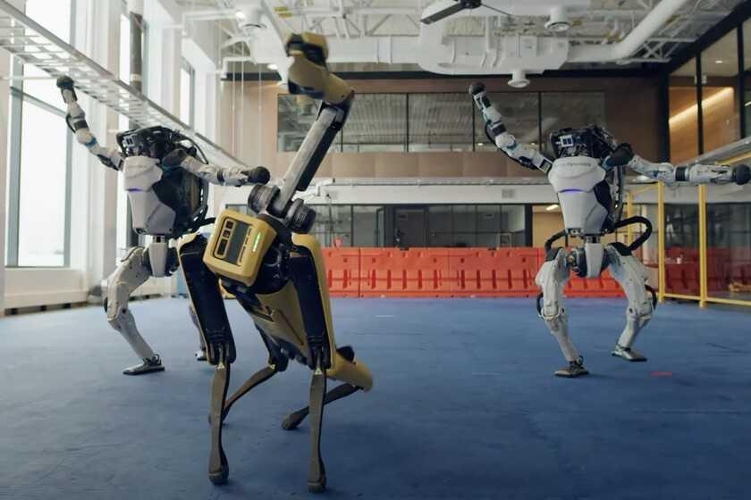 Les robots Boston Dynamics savent maintenant danser et ils le font mieux que beaucoup d'entre nous