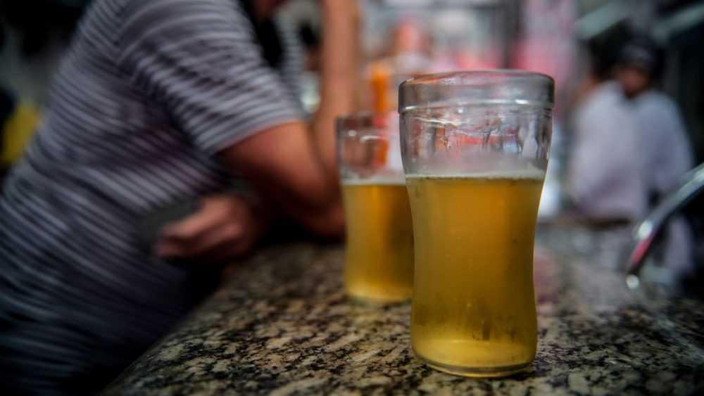 Les Sympathies Entrent Dans La Guerre Contre L'alcool