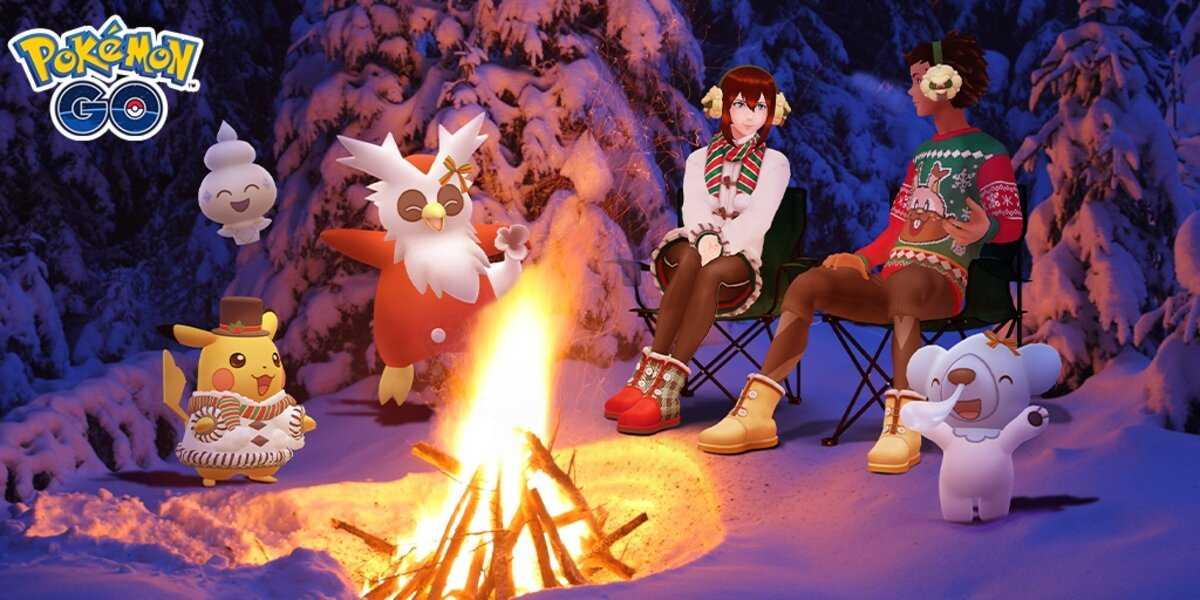 pokemon aller l'hiver