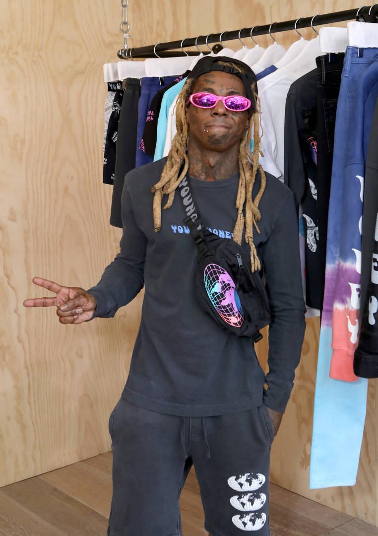 Lil Wayne, Ronald Sweeney, poursuite, 20 millions