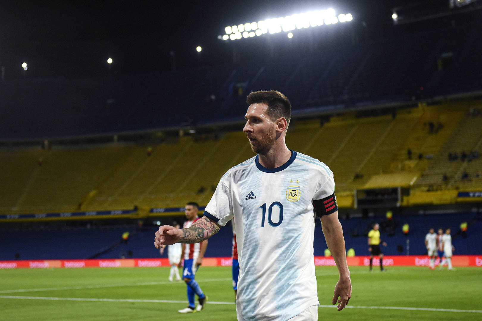 Lionel Messi, MLS