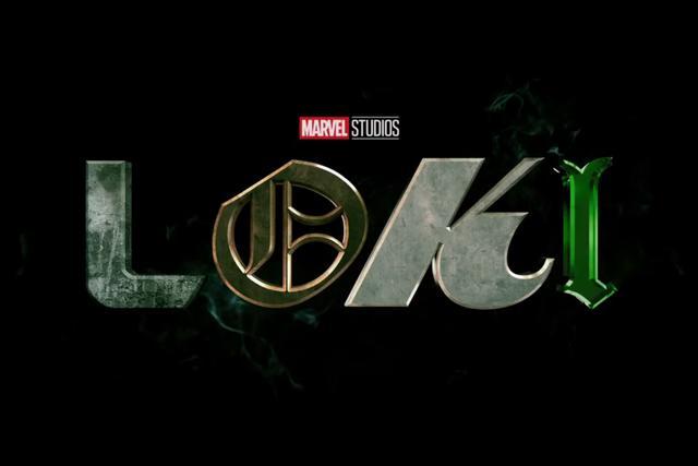 """Voici le logo de """"Loki"""", la nouvelle série Disney + (Photo: Marvel / Disney +)"""