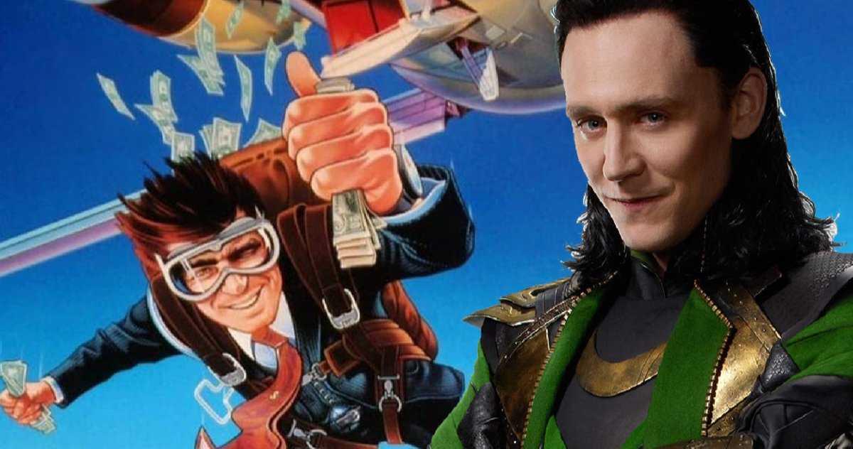 Loki Expliquera T Il Le Cas Mystérieux Du Pirate De L'air Db
