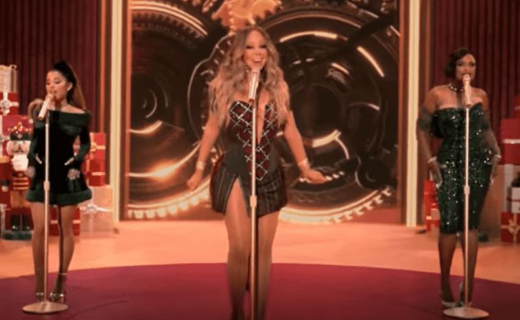 Mariah Carey : la chanteuse dévoile un trio de Noël