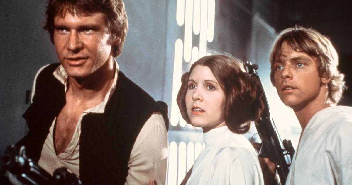 Mark Hamill Rejoint Les Fans De Star Wars Pour Se