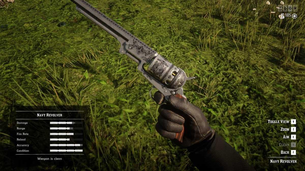 Meilleures Armes Dans Red Dead Online