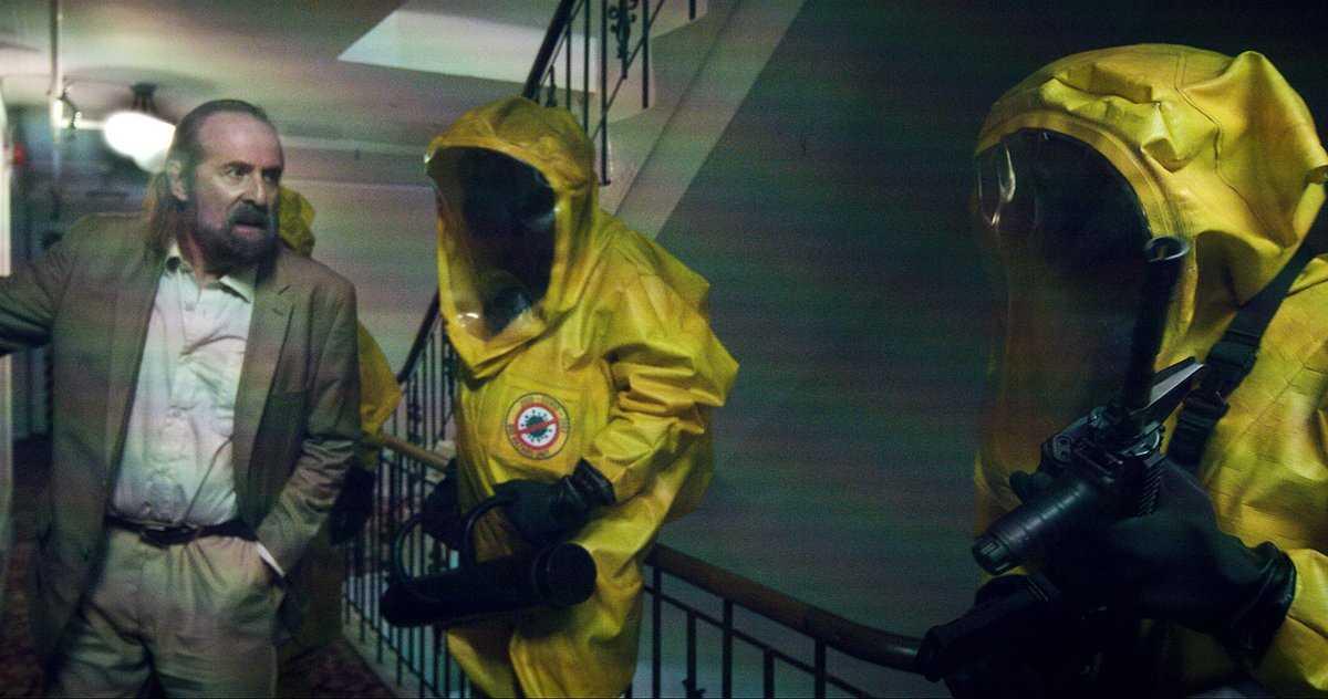 Michael Bay A Réalisé Des Scènes D'action Pour Pandemic Thriller