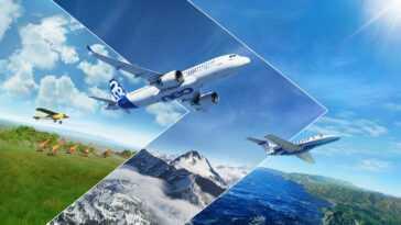 Microsoft Flight Simulator Arrivera Sur Xbox Series X / S