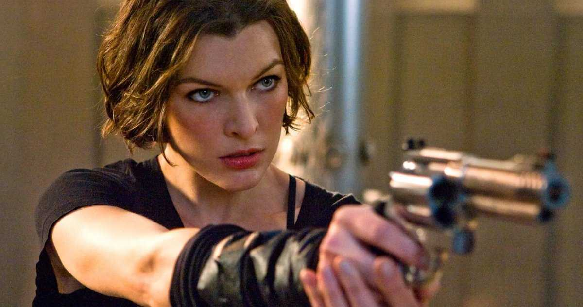 Milla Jovovich Aimerait Toujours Revenir Dans L'univers Resident Evil