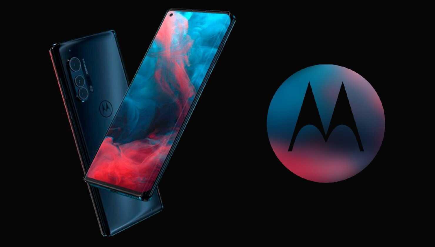 Nouveau Motorola haut de gamme